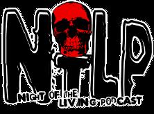 NightOfTheLivingPodcastLogo