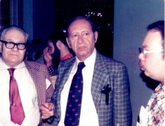 Vernon Shea, Robert Bloch, Tom Collins