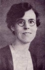 Amelia Long as a student.